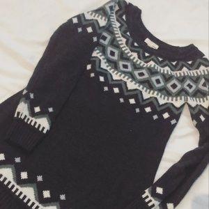 3/20$ Garage tunic sweater vintage